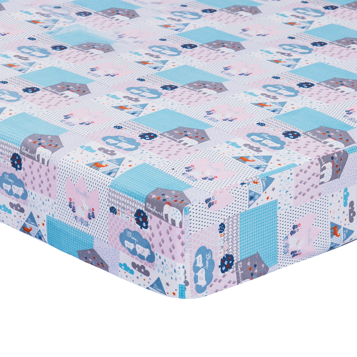Best cotton bed patterned flat bed sheets dependable quality
